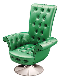 Furniture Medic of Greater Vancouver Leather Colour Restoration